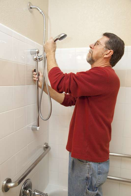 how to install water heater